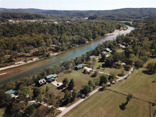 Current River Waterfront Lot : Van Buren : Carter County : Missouri