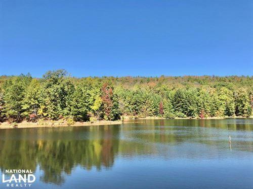 The Ridgeline Lake Tract : Pelham : Shelby County : Alabama