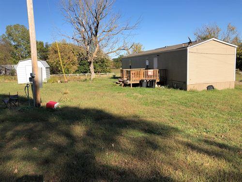 Country Home Randolph County : Pocahontas : Randolph County : Arkansas