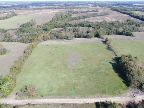 15 Acres Crp Income & Hunting : Albany : Gentry County : Missouri