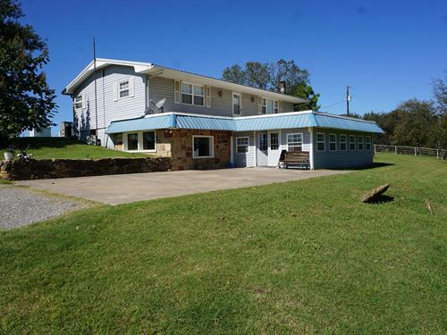 No Reserve Auction Country Home 213 : Cushing : Payne County : Oklahoma