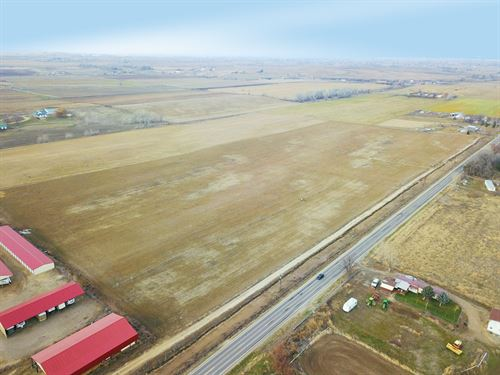 Irrigated Farm Land With Views : New Plymouth : Payette County : Idaho