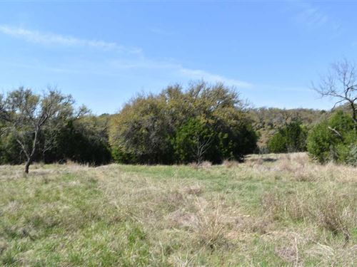 Hunting Land in Texas, 40 Acres : Lometa : Mills County : Texas