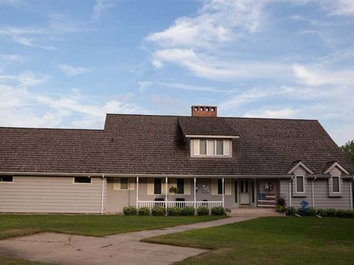 Acreage For Sale 703 James Street : Verdigre : Knox County : Nebraska