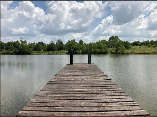 47.1 Acres With A Home In Holmes CO : Goodman : Holmes County : Mississippi