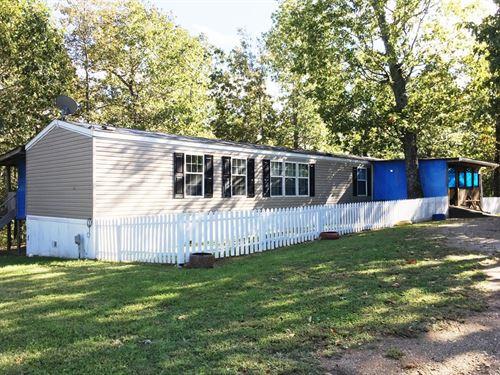 Country Home 20 Acres Salem : Salem : Fulton County : Arkansas