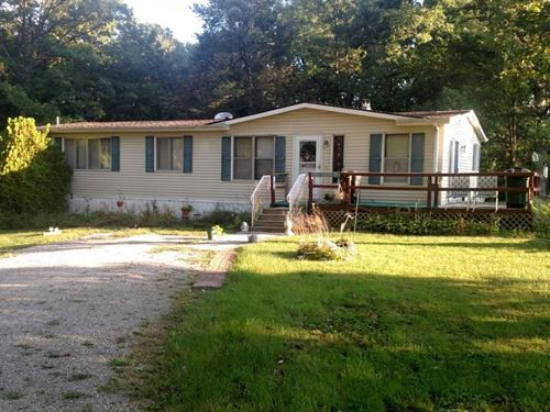 Nice Country Acreage 3-Bedroom Home : Keokuk : Lee County : Iowa