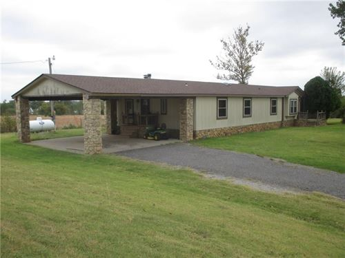 Lake Property For Sale At Foss Lake : Foss : Custer County : Oklahoma