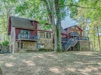 Private Mountain Estate : Bent Mountain : Roanoke County : Virginia