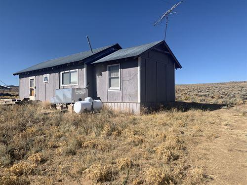 Hunting Cabin Outside Gunnison CO : Gunnison : Colorado