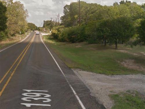 Scenic 5.00 Acre Property : Mabank : Kaufman County : Texas