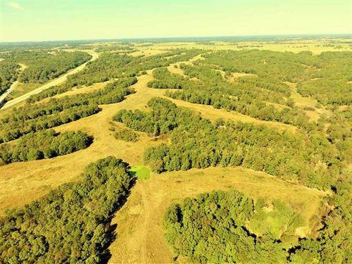 1,177 Acres in kansas, OK : Kansas : Delaware County : Oklahoma