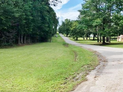 9.97 Acres Land For Sale West Linco : Brookhaven : Lincoln County : Mississippi