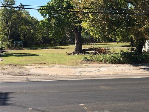 Bonham, TX Commercial Lot : Bonham : Fannin County : Texas