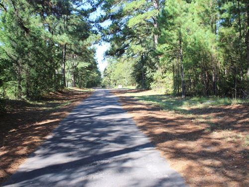 No Restrictions Lot, Residential : Quitman : Wood County : Texas
