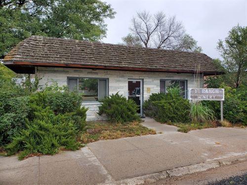 Lewellen Man Cave Or Hunting Lodge : Lewellen : Garden County : Nebraska