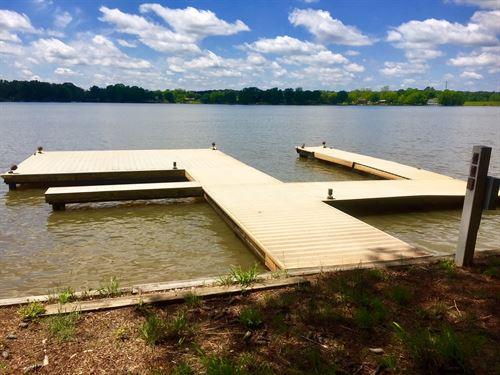Gorgeous Lakefront Homesite : Greensboro : Greene County : Georgia
