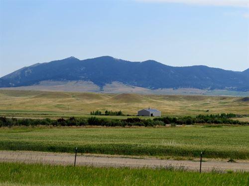 Lewistown Montana Rural Land : Lewistown : Fergus County : Montana