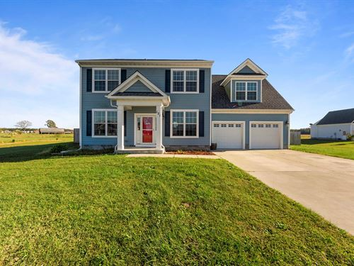 3 Bedroom 2.5 Bath Home Elizabeth : Elizabeth City : Pasquotank County : North Carolina