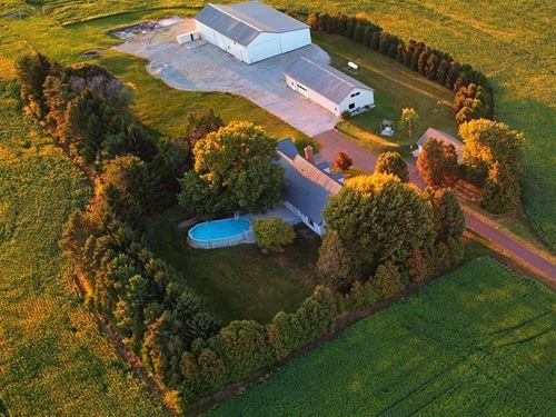 Once in a Lifetime Property : Fostoria : Hancock County : Ohio