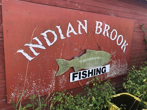 Jackson Fish Farm Land For Sale : Jackson : Washtenaw County : Michigan