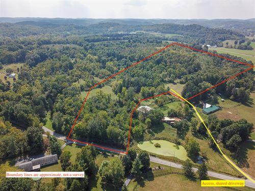 Brushy Fork Rd, 21 Acres : Newark : Licking County : Ohio