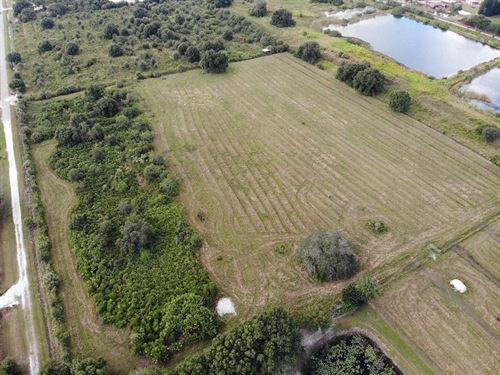 40 Acres With Lake Arcadia, FL : Arcadia : Desoto County : Florida