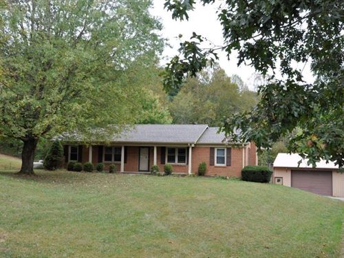 Floyd County VA Mini Farm For Sale : Pilot : Floyd County : Virginia