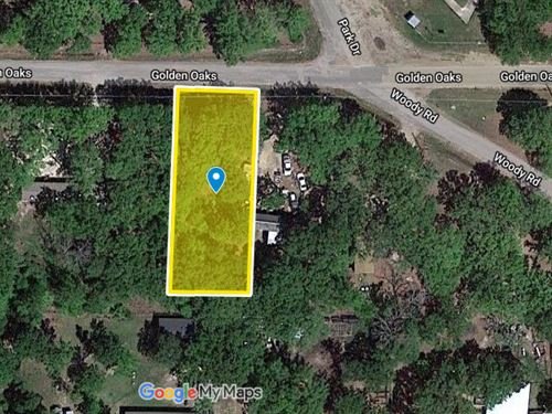 Finance This .35 Acre For $100 Down : Mabank : Henderson County : Texas
