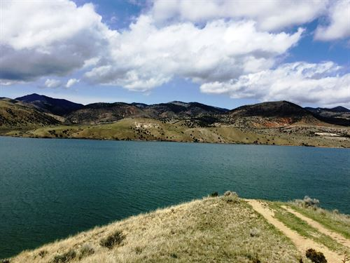 Tract T1 Ruby Reservoir : Alder : Madison County : Montana