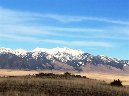Lot 177 Shining Mountains Ranch : Ennis : Madison County : Montana
