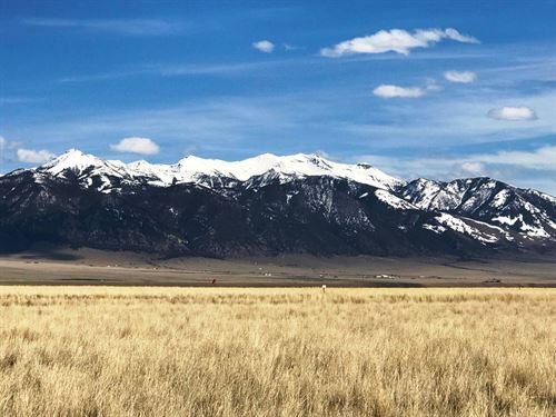 Lot 121 Pronghorn Meadows : Ennis : Madison County : Montana