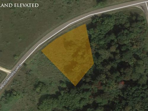Own Country Land, 1.04 Acres : La Valle : Sauk County : Wisconsin