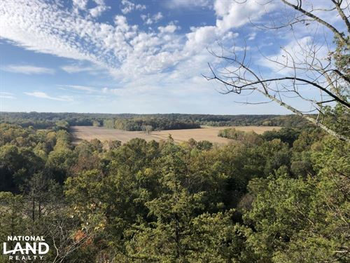 Cuivre River Hunting, Fishing : Silex : Lincoln County : Missouri