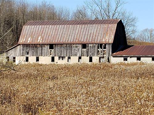 Hunting And Rcreational Property : Cincinnatus : Cortland County : New York