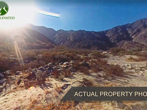 Land For Sale in Cabazon, CA : Cabazon : Riverside County : California