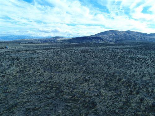 40 Acres Elko Nevada For Your Dream : Montello : Elko County : Nevada