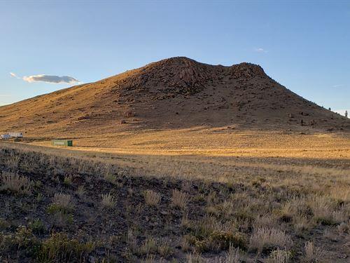 7+Acres With Amazing Mountain Views : Hartsel : Park County : Colorado