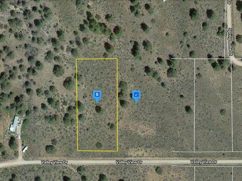 1.56 Acres in Klamath County, Or : Beatty : Klamath County : Oregon