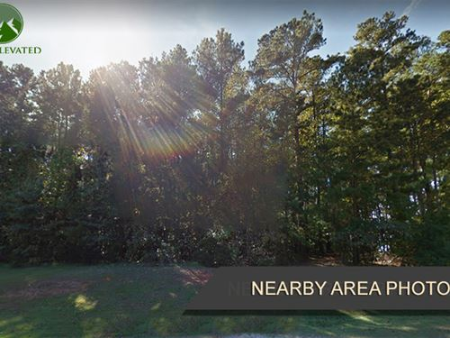 .5 Acres Of Treed Property in GA : Sparta : Hancock County : Georgia