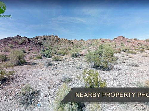 Land Available Near Lake Havasu, AZ : Lake Havasu : Mohave County : Arizona