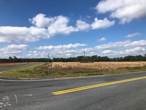 James Tract : Gibson : Scotland County : North Carolina