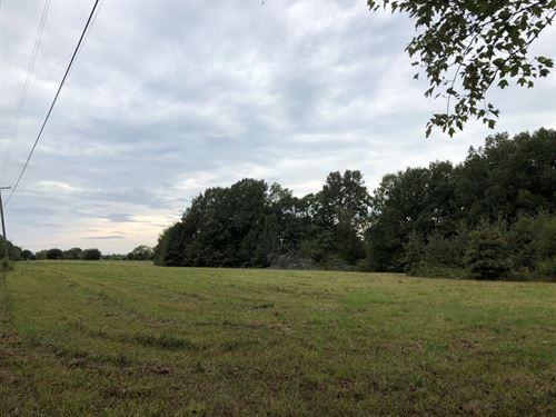 Land, Gilmer Wilburn Rd, Columbus : Columbus : Lowndes County : Mississippi