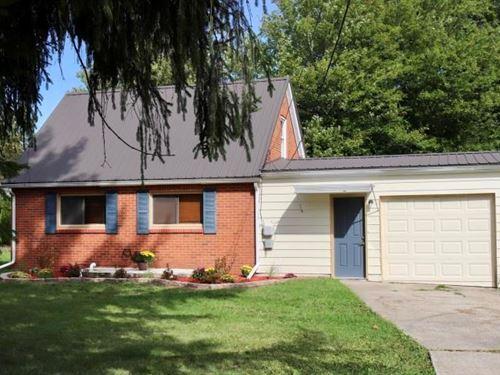 Adorable Move Ready Home Lakeview : Battle Creek : Calhoun County : Michigan