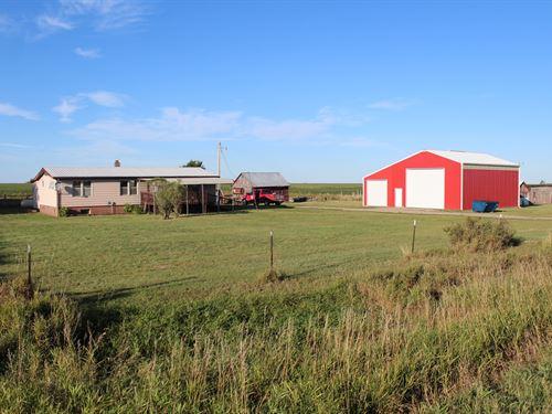Sturgis SD Country Home Site : Sturgis : Meade County : South Dakota