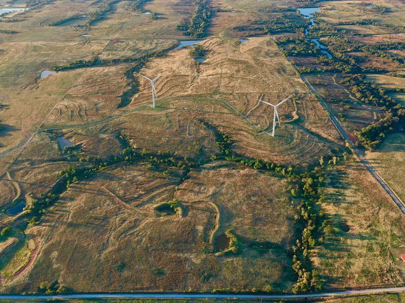 Ok Excellent Combination Ranch : Rush Springs : Grady County : Oklahoma