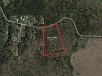 5.09 Acres Ready For a Dream Home : Rockmart : Polk County : Georgia