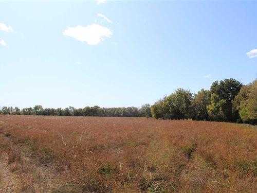 157 Acres of Pasture,Creek, Ti : Erie : Neosho County : Kansas