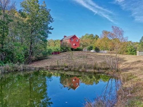 Super Private 1,260 sq ft Home Jus : Celina : Overton County : Tennessee