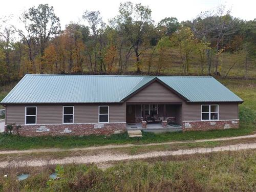 152+ Acres Home/Land In Hawk Point : Hawk Point : Lincoln County : Missouri